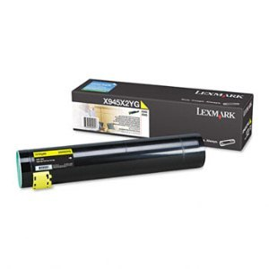 Lexmark X945X2YG Yellow Toner Cartridge