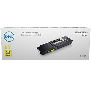 Dell XMHGR Yellow Toner Cartridge