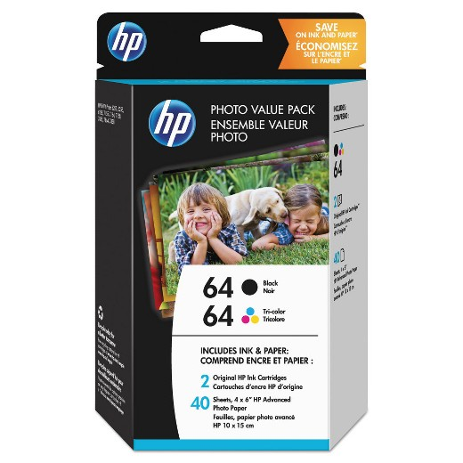 HP Z2H77AN Photo Value Pack