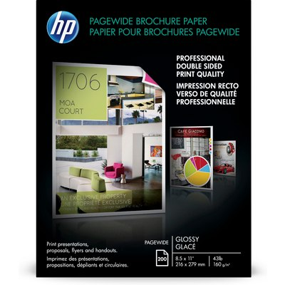 HP Z7S64A Glossy Brochure Paper