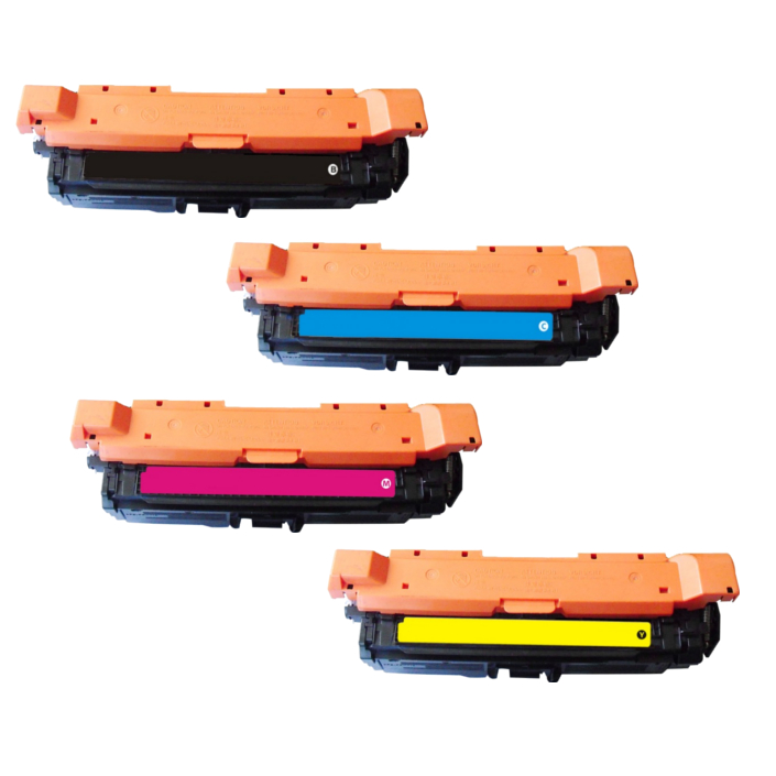 Premium Compatible 647 Toner Cartridge Set