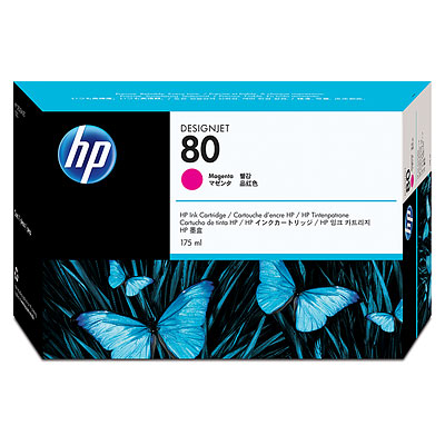 HP C4847A Magenta Ink Cartridge