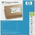"HP Q2594A White Shipping Labels, 3-1/3"" x 4"", 100 Sheets Label"
