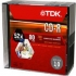 TDK Electronics CD-R80M10 10PK CD-R Media