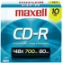 Maxell 648210 10PK CD-R Media
