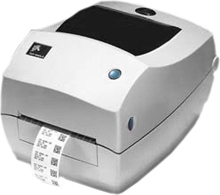 Zebra TLP 3842 Thermal Transfer Printer, with Cutter