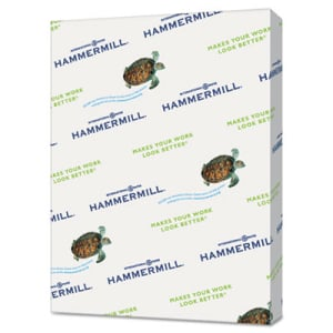 Hammermill 102863 Recycled Colored Paper