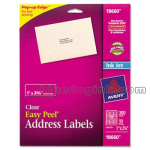 avery templates 18660 avery 18660 labels