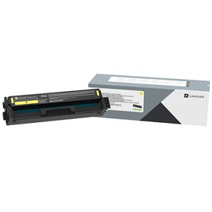 Lexmark 20N0H40 Yellow Toner Cartridge