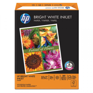 HP 203000 Bright White Inkjet Paper