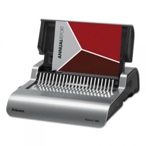 Fellowes 5216901 Quasar 500 Comb Binding Systems