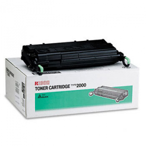 Ricoh Type 2000 Black Toner Cartridge
