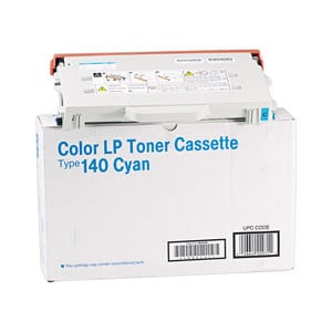 Ricoh Type 140 Cyan Toner Cartridge