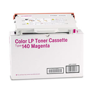 Ricoh Type 140 Magenta Toner Cartridge