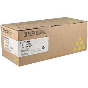 Ricoh 406105 Yellow Toner Cartridge