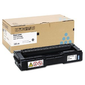 Ricoh 406345 Cyan Toner Cartridge