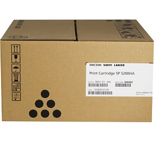Ricoh 406683 Black Toner Cartridge