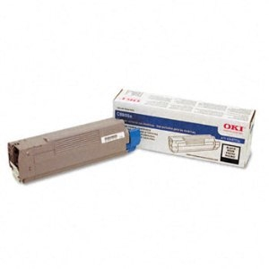 Okidata 43487736 Black Toner Cartridge
