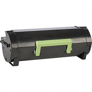 Lexmark 50F1X00 Black Toner Cartridge