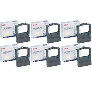 Okidata 52106001 Ribbon Cartridges