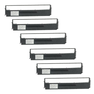 Epson 7753 Black Ribbon Cartridges