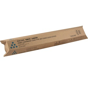 Ricoh 841287 Cyan Toner Cartridge