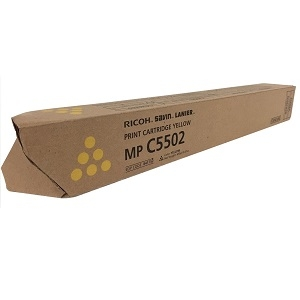 Ricoh 841752 Yellow Toner Cartridge