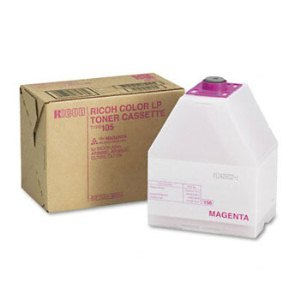 Ricoh Type 105 Magenta Toner Cartridge
