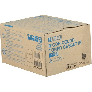 Ricoh Type R1 Cyan Toner Cartridge