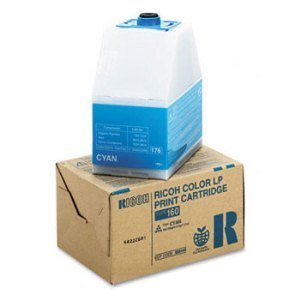 Ricoh Type 160 Cyan Toner Cartridge