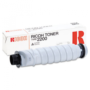 Ricoh 889776 Black Toner Cartridge