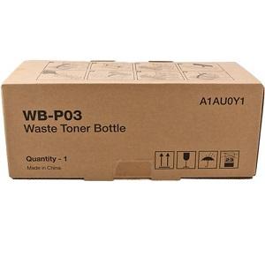 Konica Minolta A1au0y1 Waste Toner Bottle 18 99 A1au0y1