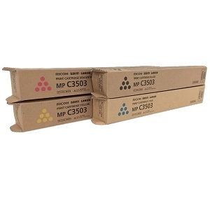 Ricoh C3503 Toner Cartridge Set