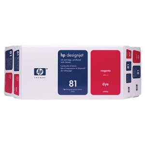 HP C4992A Magenta Dye Value Pack