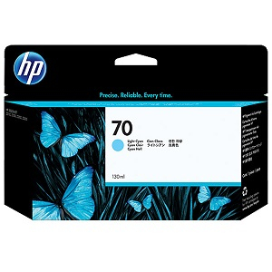 HP C9390A Light Cyan Ink Cartridge