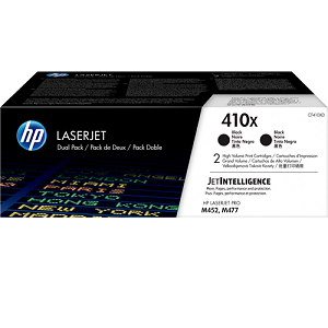 HP CF410XD Black Toner Cartridge Pack