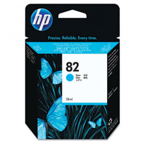 HP CH566A Cyan Ink Cartridge