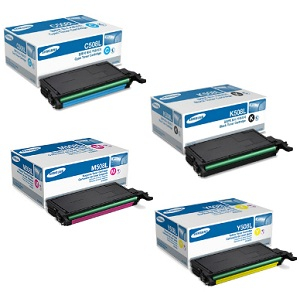 Samsung 508L Toner Cartridge Set