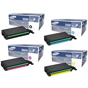 Samsung 609S Toner Cartridge Set