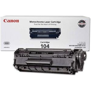 Canon 104 Black Toner Cartridge 7699 0263b001ba