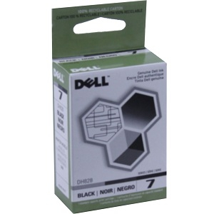 Dell DH828 Black Ink Cartridge
