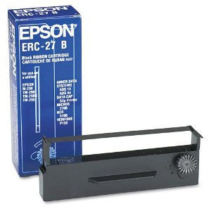 Epson ERC-27 Black Ribbon Cartridge