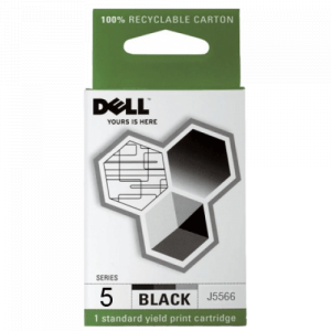 Dell J5566 Black Ink Cartridge