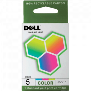 Dell J5567 Color Ink Cartridge