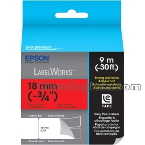Epson LC5RBW9 Tape