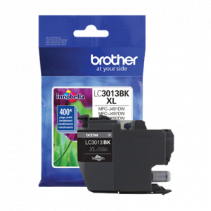 Brother LC3013BK Black Ink Cartridge