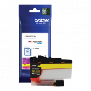 Brother LC3033Y Yellow Ink Cartridge