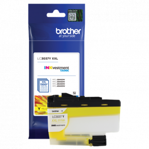 Brother LC3037Y Yellow Ink Cartridge