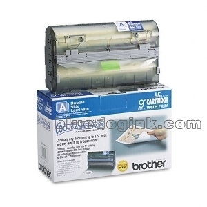 Brother LCD9 Double Sided Laminate Cartridge