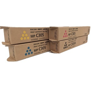 Ricoh C305 Toner Cartridge Set